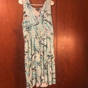 Lane Bryant Floral Dress